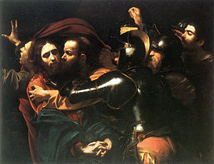 300px-caravaggio_-_taking_of_christ_-_dublin_-_2